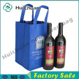 Wholesale Cheap Price Non Woven Bottle Bag Wine Bag