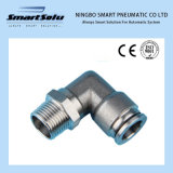 Pneumatic Stainless Steel Push in Pipe Fittings