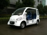 CE Approved 4-Seats Electric Patrol Car for Adults