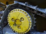 USA-Made Hydraulic/Crawler Used/Second-Hand Caterpillar D6h Tractor Bulldozer with Ripper