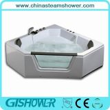 Luxury Home 2 Person Bath Jacuzzi (KF-615)