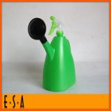 2015 Cheap Garden Water Can for Outdoor, Top Quality Plastic Watering Cans, Wholesale Decorative Watering Can with Handle T34A002