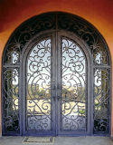 2017 Hot Sale Wrought Iron Doors