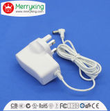 12V1a AC/DC Adapter DOE VI Level Energy Efficiency  BS Ce Approved  with UK Plug