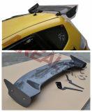 Carbon Fiber Js Style Spoiler for Honda Jazz Fit 2008+