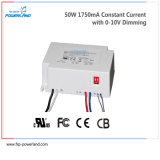 50W 1750mA Dimmable LED Driver with Ce RoHS Approval