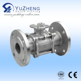 304# Flange Ball Valve Manufacturer in China