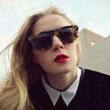 2017 New Fashion Design Acetate Polarized Sunglasses
