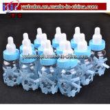 Plastic Bottle Baby Shower Games Candy Box Christening Gift (BO-2010)