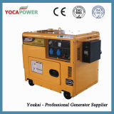 5kVA Soundproof Electric Generator Power Plant with ATS