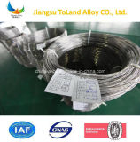 Cr20Ni35 Electric Resistance Hot Wire for Heating Element