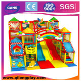 Wonderful Kids Indoor Playground Equipment (QL-3065B)