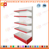 Single Side Board Shelf Store Island Display Shelves with Good Price (ZHs626)