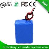 18650 11.1V 4400mAh Li-ion Battery Pack for Power Tools