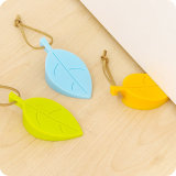 Silicone Door Stopper Protect Children′s Hand Leaf-Shaped Door Stopper
