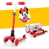 Kids mini tri -scooter