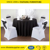 Polyester Wedding or Banquet Wholesale Black Tablecloth