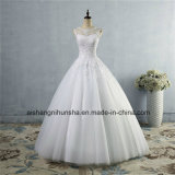 Customers Made Lace Formal Wedding Dress Wedding Dress in Lace