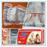 Manufacturer Supplier High Quality Super Soft Disposable Cotton Baby Diaper