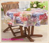 PEVA/PVC Printed Tablecloth Oko-Tex Standard