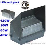 40W LED Wall Lamp IP54 Waterproof UL Dlc Approved 5 Years Warranty Modern Wall Lamp Outdoor Lamp Wall