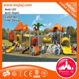 Outdoor Children Fiberglass Playground Slide