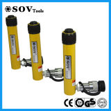 China Supplier Long Stroke Single Acting Hydraulic Cylinder