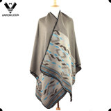 2016 Latest Winter Big Jacquard Fashion Shawl