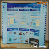 Fashion Outdoor Trade Show Display Exhibition Booth System