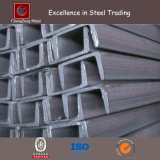 Black Structural Channel Steel Bar (CZ-C10)