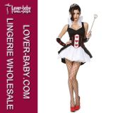 Adult Cartoon Characters Queen Sexy Costume (L1063)
