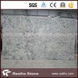 Brazilian Ice Blue White Granite Slab for Countertop