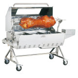 Commercial Use Roasting Gas BBQ Chickens Grill Machine