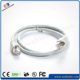 S/FTP Double Fully Shielded Cat 6A Twisted 4 Pair Patch Cable