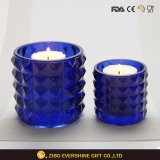 Replacement Thick Glass Candle Holder