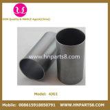Tcm Isuzu 4jg1 4jg2 Dry Cylinder Liner for Forklift