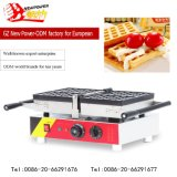 Hot Sale Double Plate Commerical Electric Waffle Maker