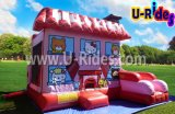 Kitty Cat Inflatable Bouncer For Kids