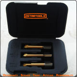 3PCS Damaged Bolt Remover Screw Extractor Drill Bit Guide Set