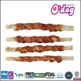 Myjian Homestyle Duck and Cowhide Stick Wraps for Dog Treats