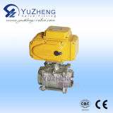 304# Electric Actuator Ball Valve Manufacturer in China