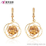 90631- 2016 New Sales Fashion Charming Crystal Gold-Plated Jewelry Earring for Gifts