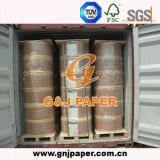 48-65GSM Wood Pulp Jumbo Rolling Thermal Paper for Typing