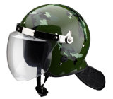 Military Riot Control Helmet with ABS