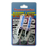 LED Bicycle Tire Light Motorcycle Bike Valve Cap Spoke Wheel Light