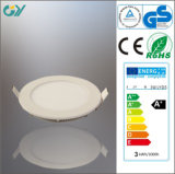 3000k 3W LED Ceiling Lighting with CE RoHS