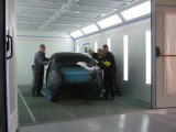 Automotive Paint Spray Booth (CE, European Standard, 2 years warranty time)