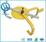 Little Triangle Style Wheel Clamp/Wheel Lock for Car Safety