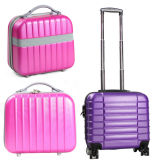 Colorful Luggage Case with Aluminium Alloy Rod
