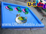 Bumper Boat Used Inflatable Swimming Pool